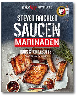 mixtipp Profilinie: Steven Raichlens Barbecue!