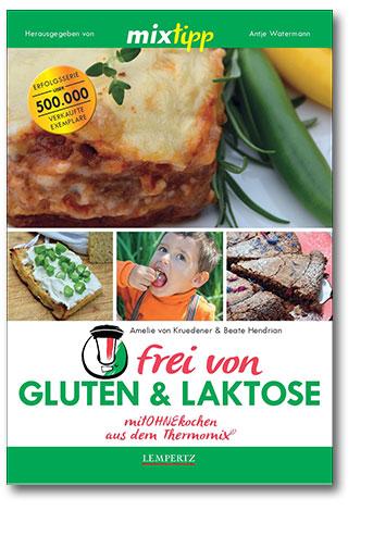 mixtipp: frei von Gluten & Laktose
