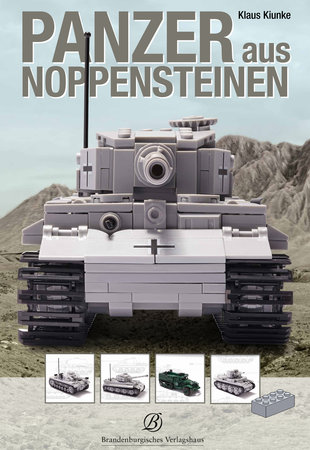 Buchcover Panzer aus Noppensteinen | Heel Verlag
