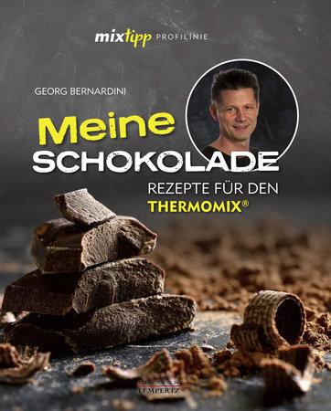 Buchcover Meine Schokolade - Rezepte für den Thermomix Heel Verlag
