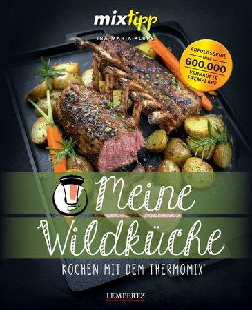 Buchcover mixtipp: Meine Wildküche | Heel Verlag