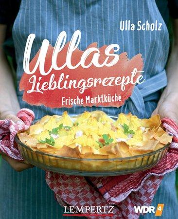 Buchcover Ullas Lieblingesrezepte - Frische Marktküche | Heel Verlag