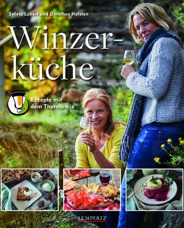 Buchcover Winzerküche für den Thermomix | Heel Verlag