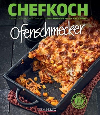 Buchcover Chefkoch: Ofenschmecker | Heel Verlag