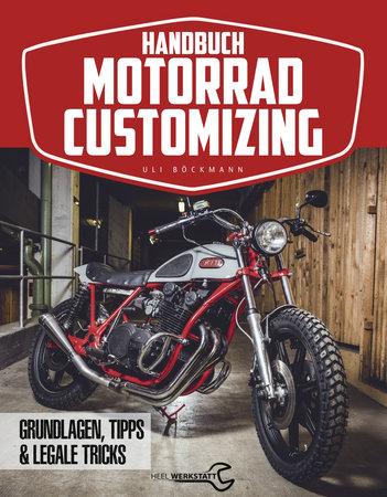 Buchcover Handbuch Motorrad Customizing | Heel Verlag