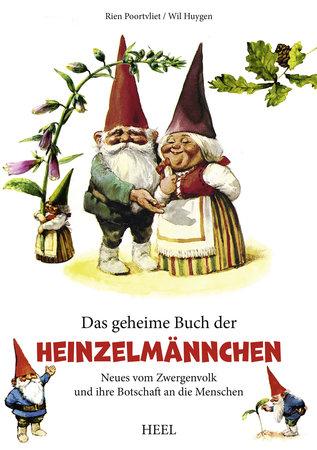 Buchcover Das geheime Buch der Heinzelmännchen | Heel Verlag