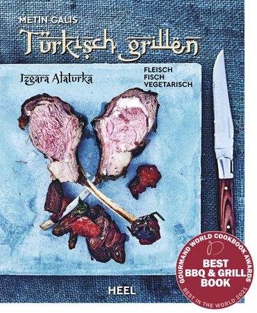 Buchcover Türkisch Grillen - Fleisch, Fisch, Vegetarisch | Heel Verlag