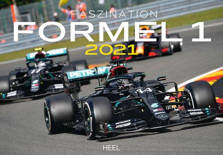 Kalendercover Faszination Formel 1 | Heel Verlag