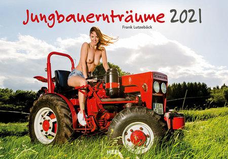 Kalendercover Jungbauerntraeume 2021 | Heel Verlag
