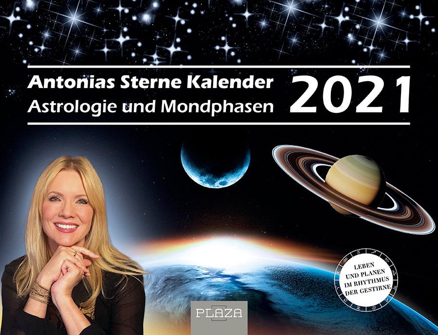 Kalendercover Antonias Sterne Kalender 2021 | Heel Verlag