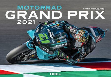 Kalendercover Motorrad Grand Prix 2021   Heel Verlag