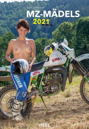 Kalendercover MZ-Mädels 2021   Heel Verlag