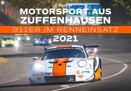 Kalendercover Porsche: Motorsport aus Zuffenhausen | Heel Verlag