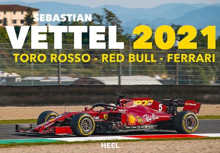 Kalendercover Sebastian Vettel 2021 | Heel Verlag