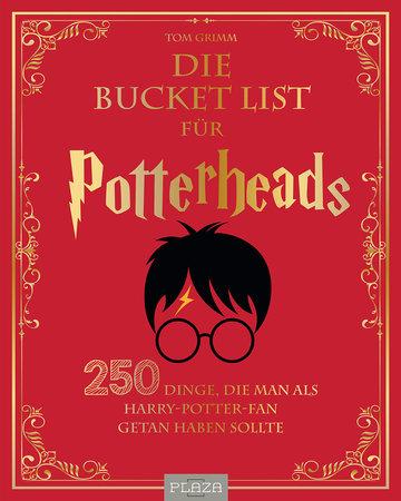 Buchcover Das ultimative Harry-Potter-Fanbuch | Heel Verlag