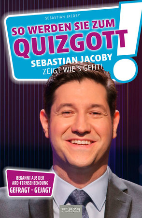 Buchcover So werden Sie zum Quiz-Gott | HEEL Verlag
