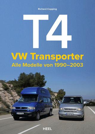 Buchcover VW-Bus T4 - Das Multitalent für fast alles   Heel Verlag