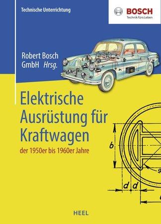 Buchcocer Elektrische Ausrüstung für Kraftwagen der 1950er bis 1960er Jahre | Heel Verlag