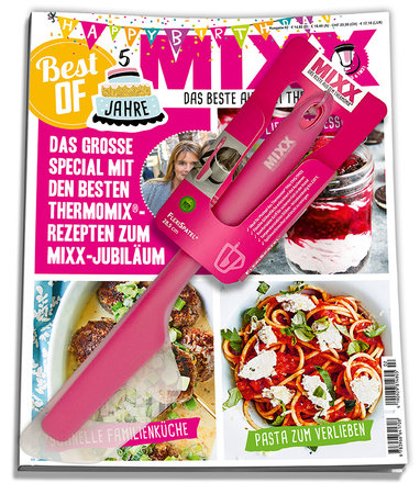 Best-of 5 Jahre MIXX - Das Beste aus dem Thermomix | Heel Verlag