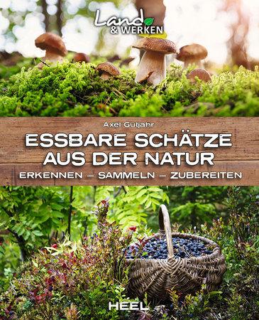 Buchcover Köstliche Nahrung direkt aus der Natur | Heel Verlag