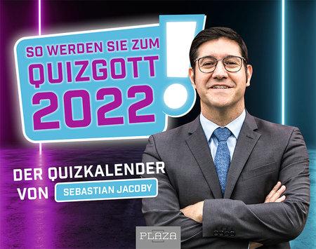 Cover So werden sie zum Quizgott 2022 | Heel Verlag