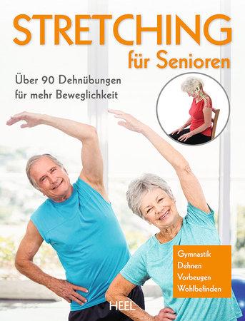 Buchcover Stretching für Senioren | Heel Verlag