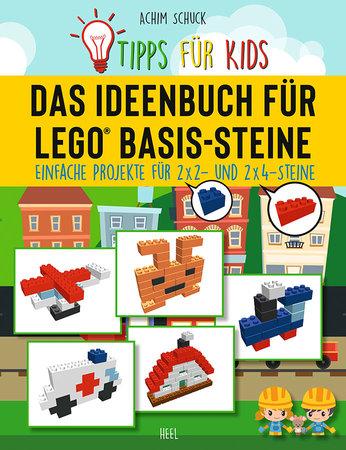Buchcover Das Iddenbuch für Lego Basis-Steine | Heel Verlag