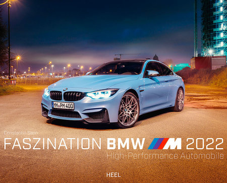 Cover Kalender Faszination BMW M 2022 | Heel Verlag