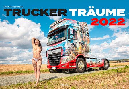 Cover Kalender Trucker Träume 2022 | Heel Verlag