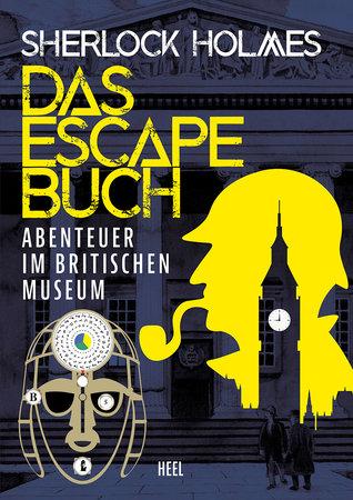 Cover Sherlock Holmes - Escape Buch 2   Heel Verlag