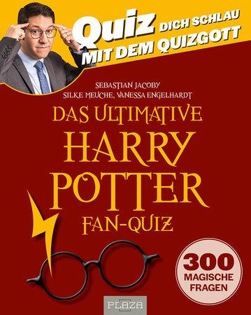Buchcover das ultimative Harry Potter Fan Quiz   Heel Verlag