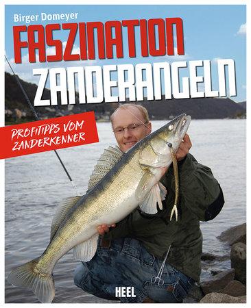 Buchcover Erfolgreich Zanderangeln. Profitipps vom Zander-Kenner   Heel Verlag