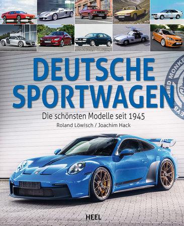 Cover Deutsche Sportwagen | Heel Verlag
