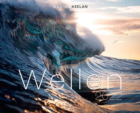 Cover Kalender Wellen 2022 | Heel Verlag