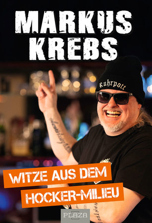 Buchcover Markus Krebs: Witze aus dem Hocker-Milleu | Heel Verlag