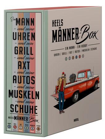 Buchcover Heel Männer-Box - Ein Mann und seine Hobbys | Heel Verlag