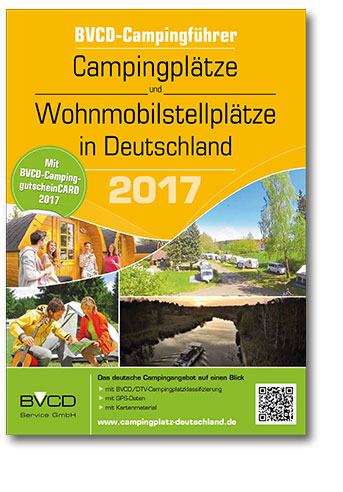 BVCD-Campingführer 2017
