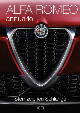 Buchcover Alfa Romeo Annuario 2018 | Heel Verlag