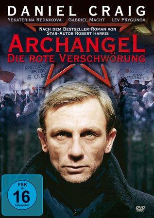 Cover Archangel - Ein Polit-Thriller der Extraklasse | Heel Verlag