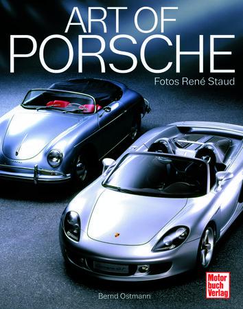 Buchcover - Art of Porsche - Heel Verlag