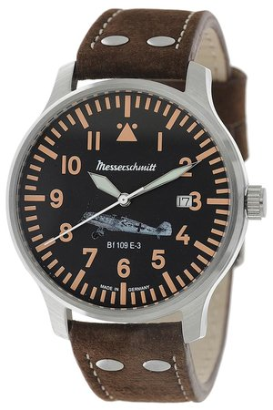 Automatik Herren-Armbanduhr Messerschmitt Bf109 - E3 | Heel Verlag