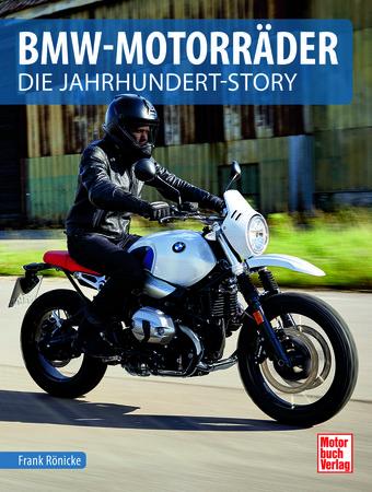 Buchcover BMW-Motorräder - Die Jahrhundert-Story | Heel Verlag