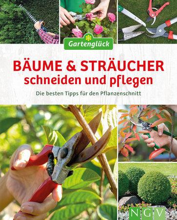 Buchcover Bäume und Sträucher richtig pflegen und beschneiden   Heel Verlag