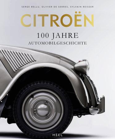 Buchcover Citroën - 100 Jahre Automobilgeschichte | Heel Verlag