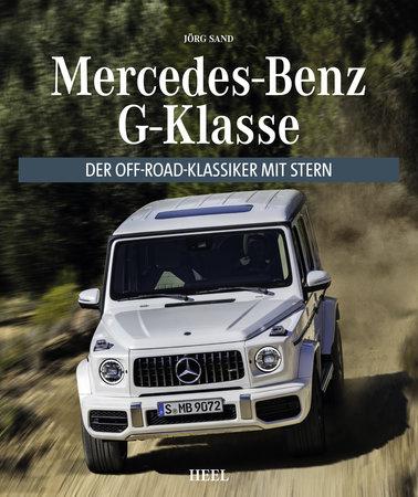 Buchcover Mercedes-Benz G-Klasse | Heel Verlag
