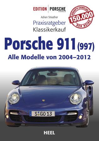 Buchcover Praxisratgeber Klassikerkauf Porsche 911 (997) | Heel Verlag