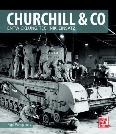 Buchcover Churchill & Co | Heel Verlag GmbH