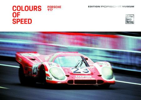 Buchcover Colours of Speed | Heel Verlag