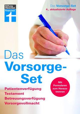 Das Vorsorge-Set für Patientenverfügung, Testament & Co. | Heel Verlag