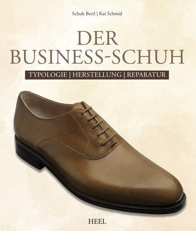 Buchcover Der Business-Schuh vom Heel Verlag